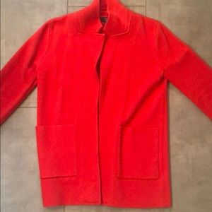 J Crew Lightweight Sweater Blazer